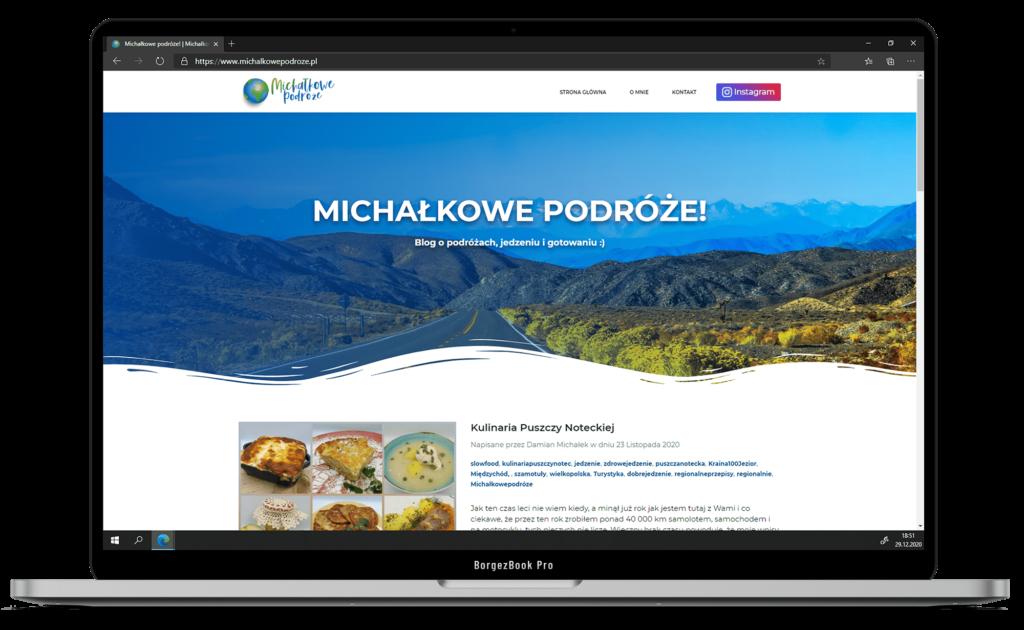 Twój grafik, webmaster - Szymon Wylegała - Strony internetowe