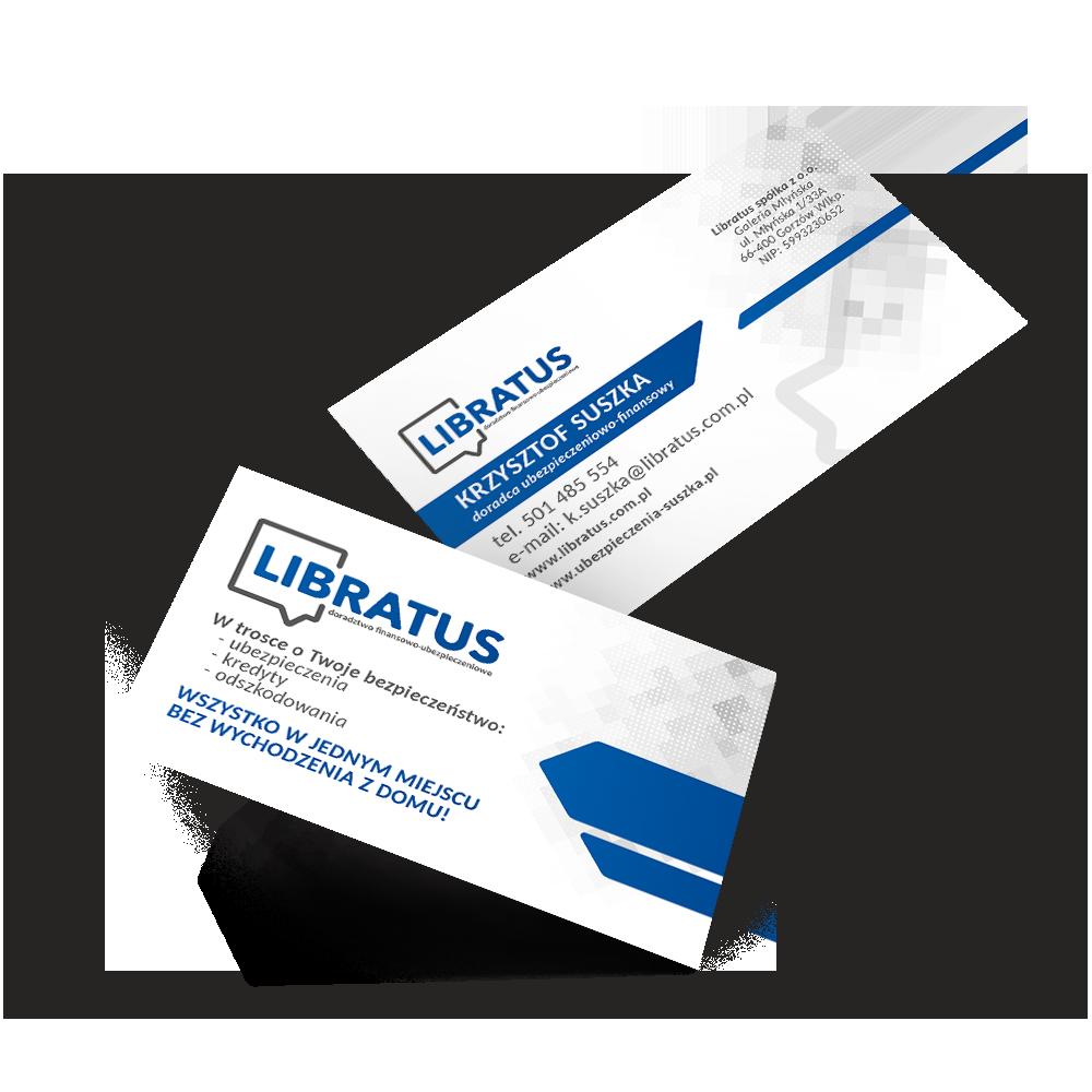 Wizytówka Libratus